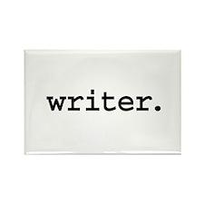 writer. Rectangle Magnet (10 pack)