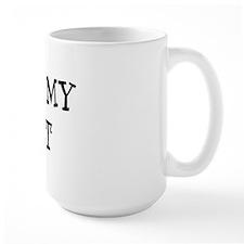 I Love My Ocicat Mug