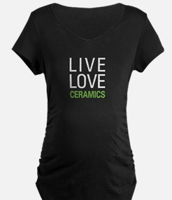 Live Love Ceramics T-Shirt