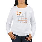 I'm Influential Women's Long Sleeve T-Shirt