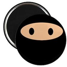 Cute Ninja Face Magnet