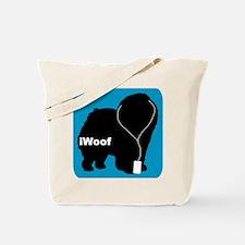 iWoof Chow Tote Bag