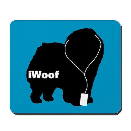 iWoof Chow Mousepad