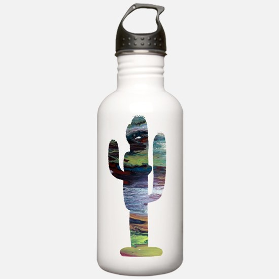 Cactus Sports Water Bottle