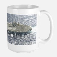 USS Kitty Hawk CV63 'Freedom' Mug