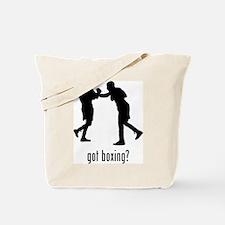 Boxing 2 Tote Bag
