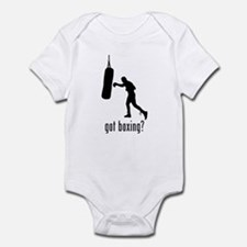 Boxing 3 Infant Bodysuit