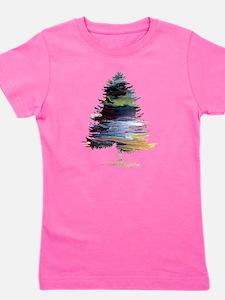 Fir Tree Girl's Tee