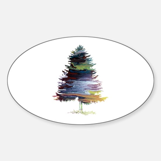 Fir Tree Decal