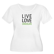 Live Love Cho T-Shirt