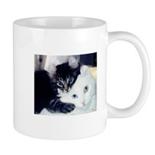 American Curl Mother and Child Mug