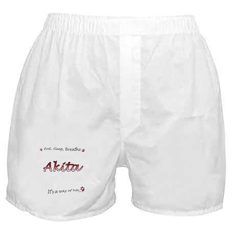 Akita Breathe Boxer Shorts