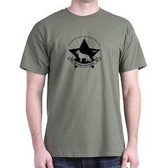 Obey the German Shepherd! Icon T-Shirt