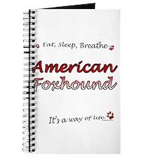 Foxhound Breathe Journal