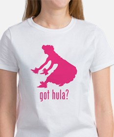 Hula Dancer 2 Women's T-Shirt