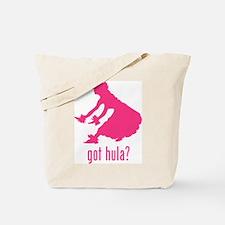 Hula Dancer 2 Tote Bag