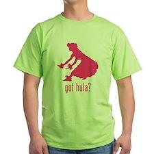 Hula Dancer 2 T-Shirt
