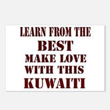 Learn from best Kuwaiti Postcards (Package of 8)