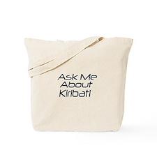 Ask Kinshasa Tote Bag