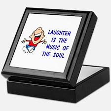 LAUGHTER Keepsake Box