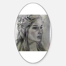 Unique Emilia Decal