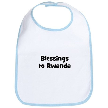 Blessings to Rwanda Bib