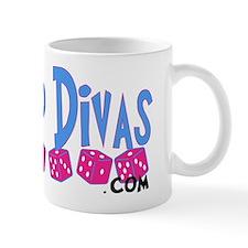"""Dice Line """"Roadtrip Divas"""" Mug"""
