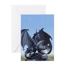 Reading Glass; Greeting Card
