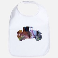Colorful Car Bib