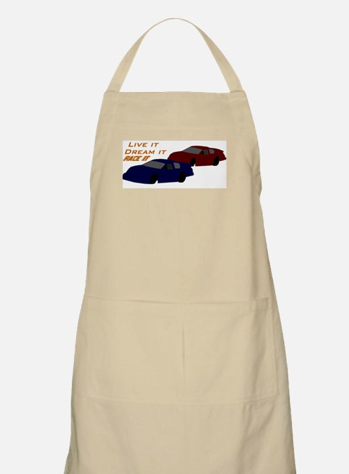 Race it BBQ Apron