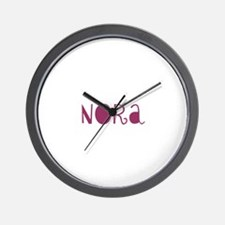 Nora Wall Clock