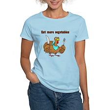 Eat more vegetables T-Shirt
