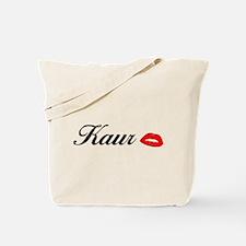 Kaur Tote Bag