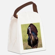 Cute Wil Canvas Lunch Bag