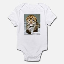 Amur Leopard cub Infant Creeper
