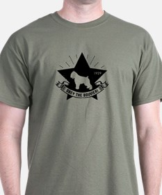 Obey the Bouvier! Star Icon T-Shirt