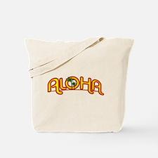 Aloha Retro Tote Bag