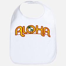 Aloha Retro Bib