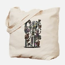 Complicated Business Machine Tote Bag