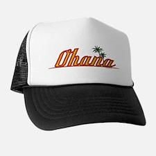 Ohana Retro Trucker Hat