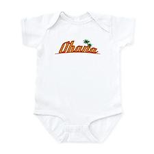 Ohana Retro Infant Bodysuit
