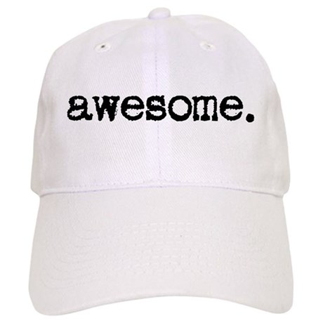awesome. Cap