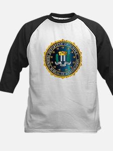FBI Seal Mockup Baseball Jersey