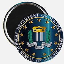 FBI Seal Mockup Magnets