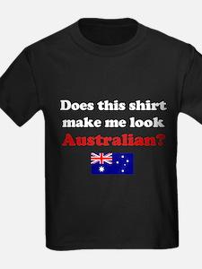 Make Me Look Australian T