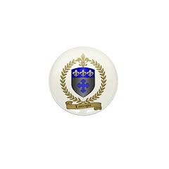 LANTEIGNE Family Crest Mini Button