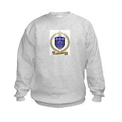 LANTEIGNE Family Crest Sweatshirt