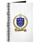 LANTEIGNE Family Crest Journal