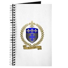 LANTEIGNE Family Crest Journal