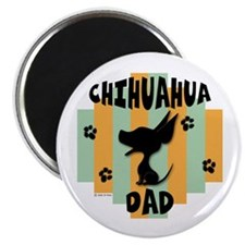 Chihuahua Dad Magnet